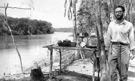 Claude Lévi-Strauss in Brazil, 1936 (Apic/Getty Images)