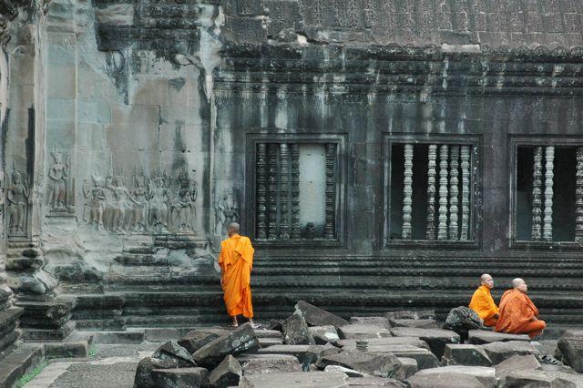 Cambodge par Sabrina Pourchasse