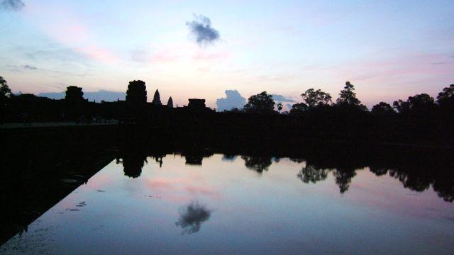Cambodge par Rozenn Milin