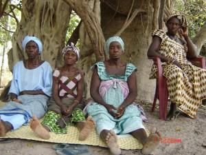 femmes bayot